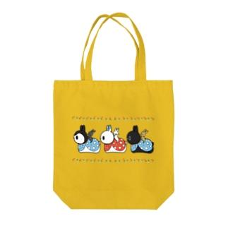 HARIKO兎  Tote bags