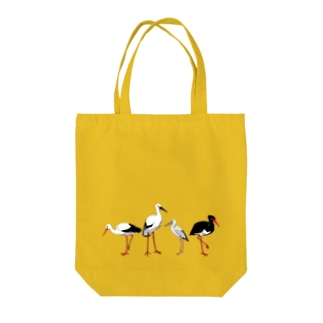 Ciconiidae 4 Tote bags