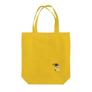 ハロウィンなセンパイ Tote bags