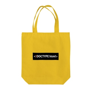 DOCTYPE Tote bags