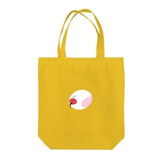 朱鷺 Tote bags