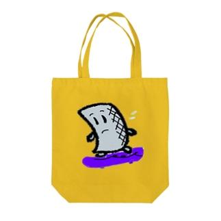 焦るコン太氏 Tote bags