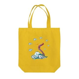 八雲富士竜(やくもふじたつ) Tote bags