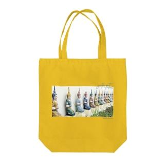 ワット・ムン・グン・コーン Tote bags