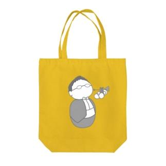 せんせいだよ カバン Tote bags