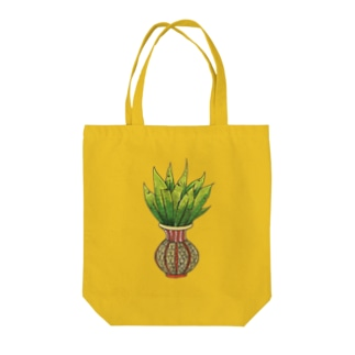 plant0004 Tote bags