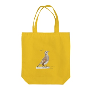 ツグミちゃん Tote bags