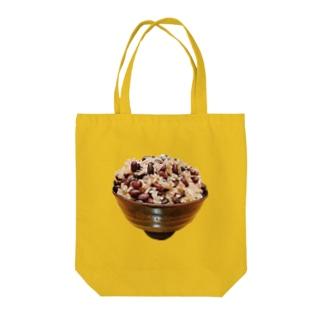 赤飯 Tote bags