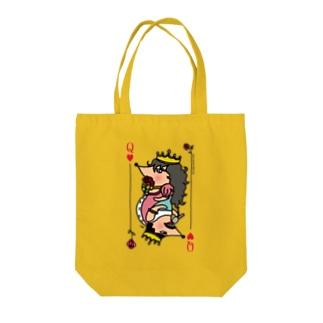女王&女王 Tote bags