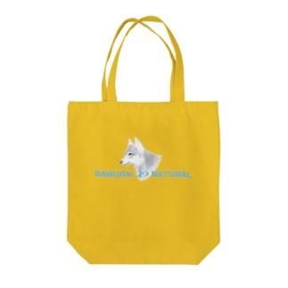 SAMURAI NATURALトートバッグ・オオカミomg202103 Tote bags