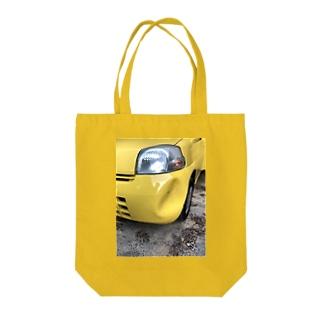 えくぼ Tote bags