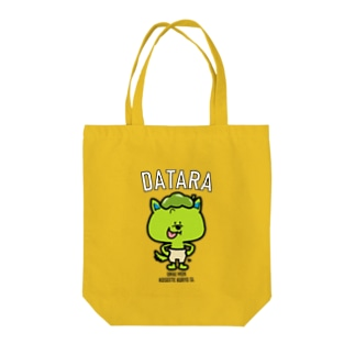 ダタラッシュ Tote bags