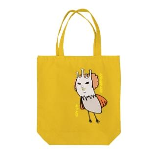 鳥取のトリ Tote bags
