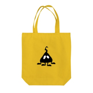 BadaBada - Friends from the Shadows (しゃっくり) Tote bags