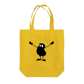 BadaBada - Friends from the Shadows (拍手する) Tote bags