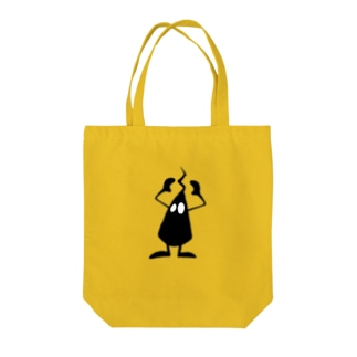 BadaBada - Friends from the Shadows (動揺) Tote bags