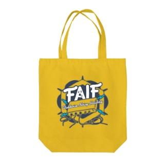 FAIF Tote bags