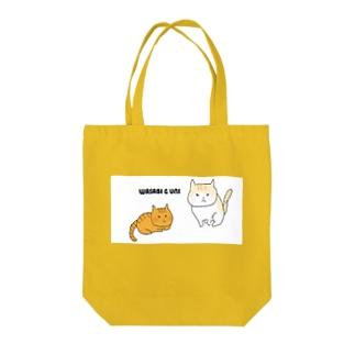 わさび&うに Tote bags