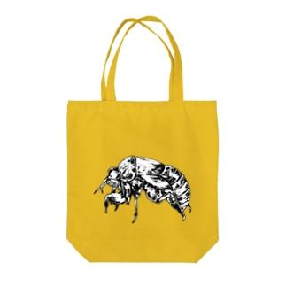 空蝉 Tote bags