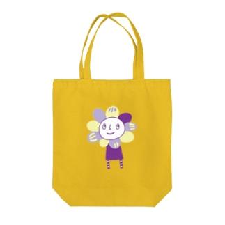 デニーのさんぽB Tote bags