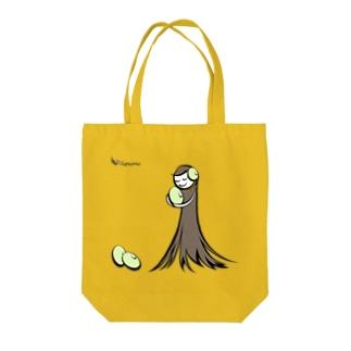 豆の木の子 Tote bags
