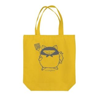 トートバッグ ほっかむり んまちゃん Tote bags