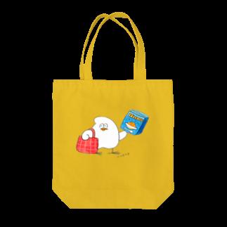 mugny shopの買い物用トートバッグ