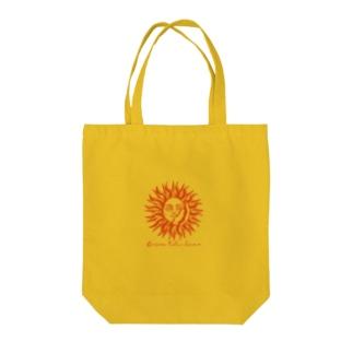Gyoza Solar Flear Tote bags
