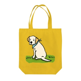 Dog Drawer Drawn by Dogの呼んだ? Tote Bag