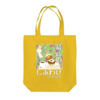 『天使と小麦粉のお菓子』 Tote bags