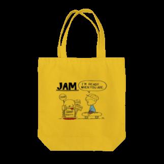 egu shopのJAM&BOY Tote bags