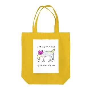 イリオモテヤマネコ Tote bags