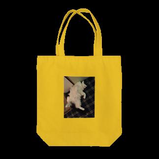 ねこじまんスーベニアショップのねこじまんじるし Tote bags