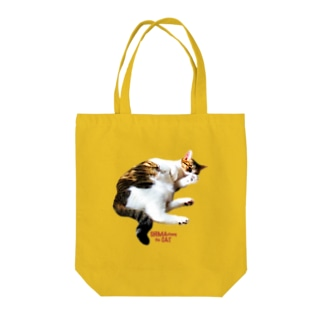 SHIMA chang the CAT2 Tote bags