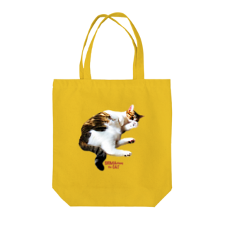 ラヴ&ピース川津のSHIMA chang the CAT2 Tote bags