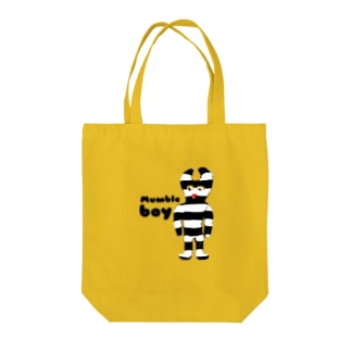 Mumbleboy トートバッグ Tote bags