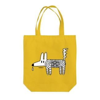 犬 トートバッグ