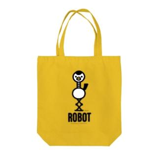 つるのロボット トートバッグ
