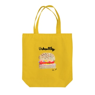 Unhealthy Tote bags