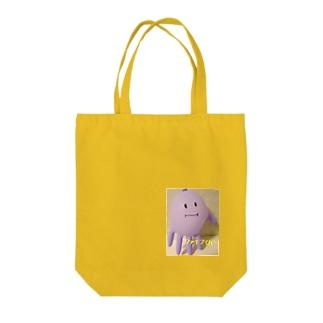 ふぁいぶくん Tote bags