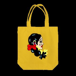 NADARAKAのGIRL Tote bags