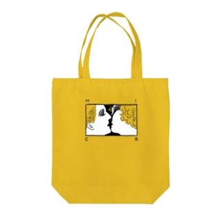 秘密結社MICB Tote bags
