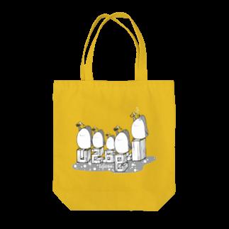 I.gasu🄬アイガスワールドのI.gasu pengin【アイガス】 Tote bags