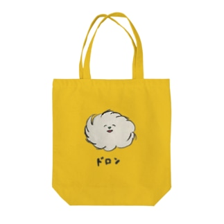 mitachanのアンディーくんドロンver. Tote bags