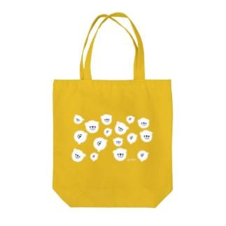 しろくまBag Tote bags