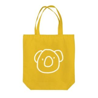 コアラ? Tote bags
