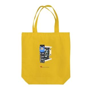 VPR76 Tote bags