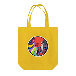 Garbageの手ノ内 Tote bags