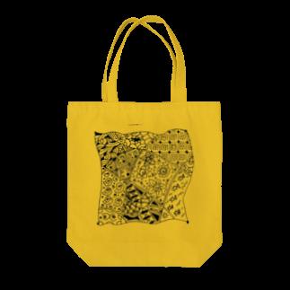 宇宙秋のoresamatangle Tote bags