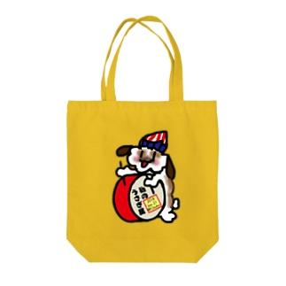 くいだおれふぃぐちゃん2018 Tote bags